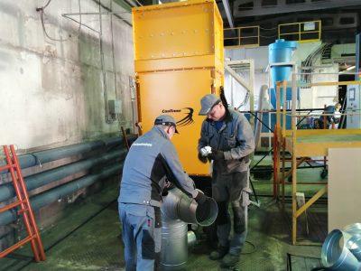Подрядные работы, монтаж оборудования